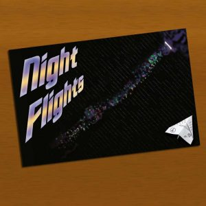 The cover design was also developed for a business card