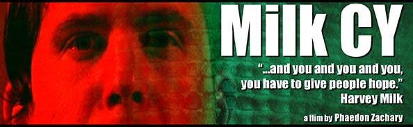 Banner for Milk CY, a film by Star Phaedon